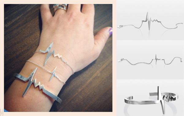 delphine leymarie heartbeat bracelets - madeofjewelry
