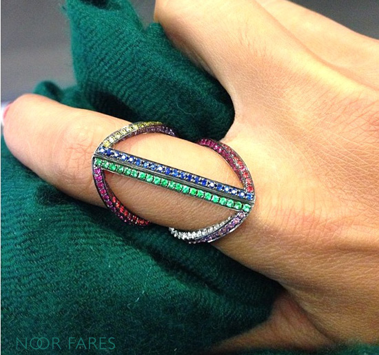 noor fares ring -madeofjewelry