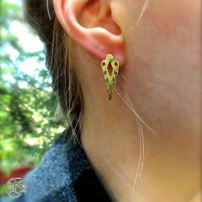 rawelementsjewelry arrowhead - madeofjewelry