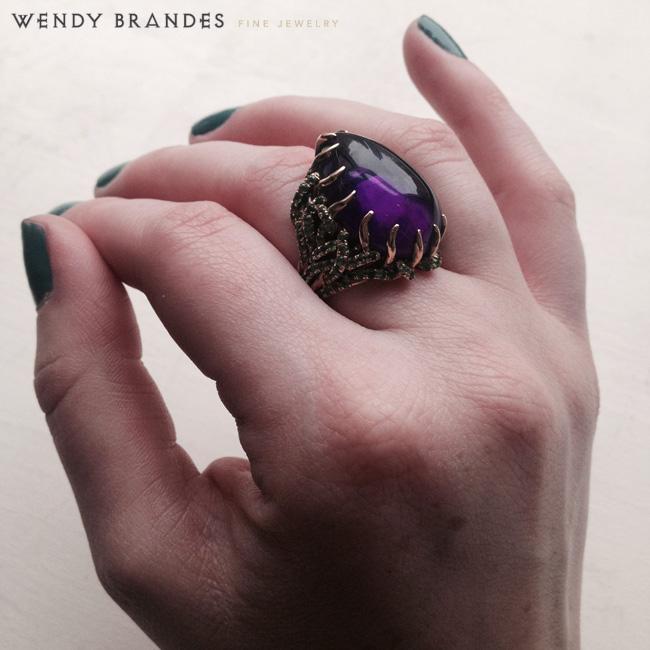wendy brandes marie antoinette - madeofjewelry