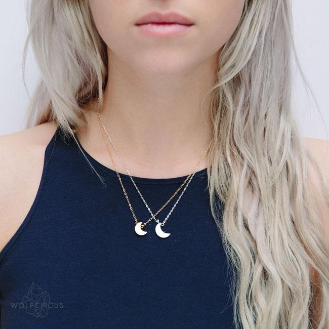 wolfcircus moon - madeofjewelry