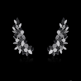 AS29 crystal earcuff - madeofjewelry