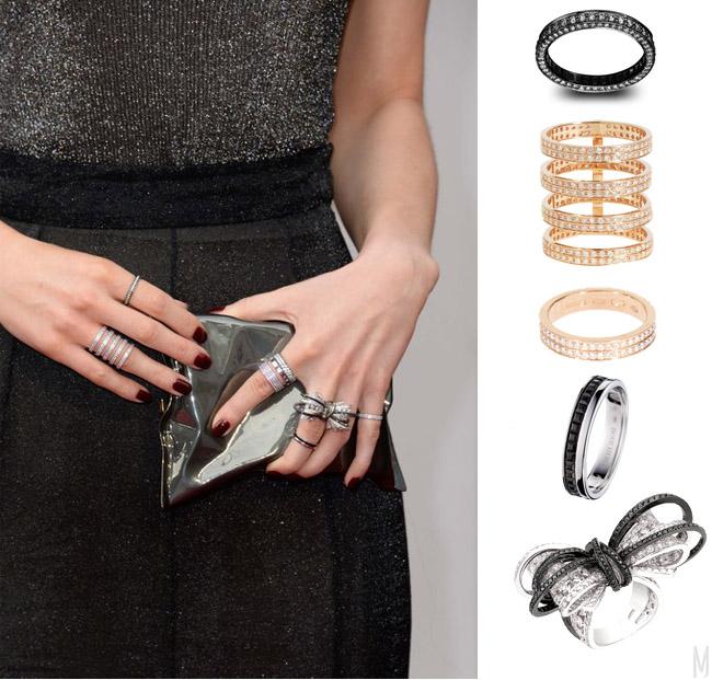 emma watson Oscars ring bling - madeofjewelry