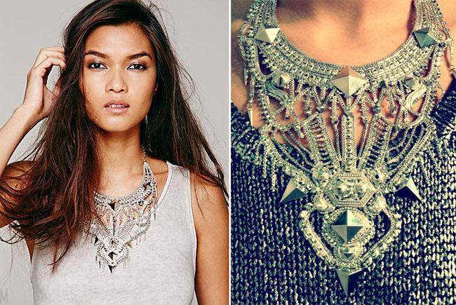 noir jewelry free people indira - madeofjewlry