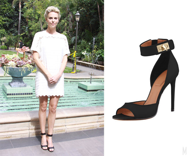 Charlize Theron outfit - madeofjewelry