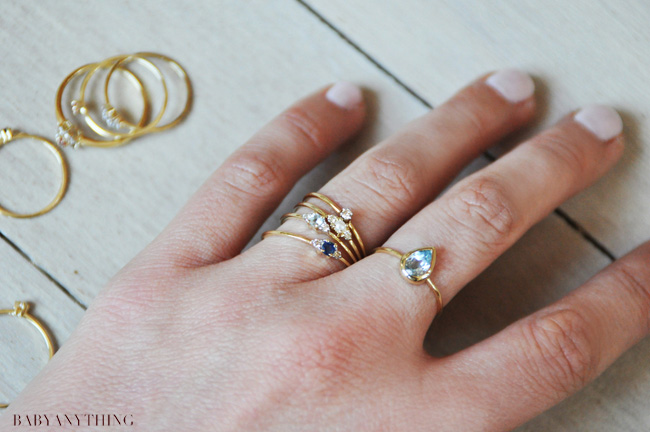 baby anything rings - madeofjewelry