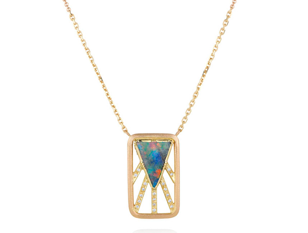brooke gregson sunrise necklace - madeofjewelry