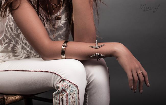 merewif leon bracelet - madeofjewelry