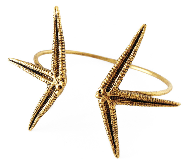 merewif leon starfish - madeofjewelry
